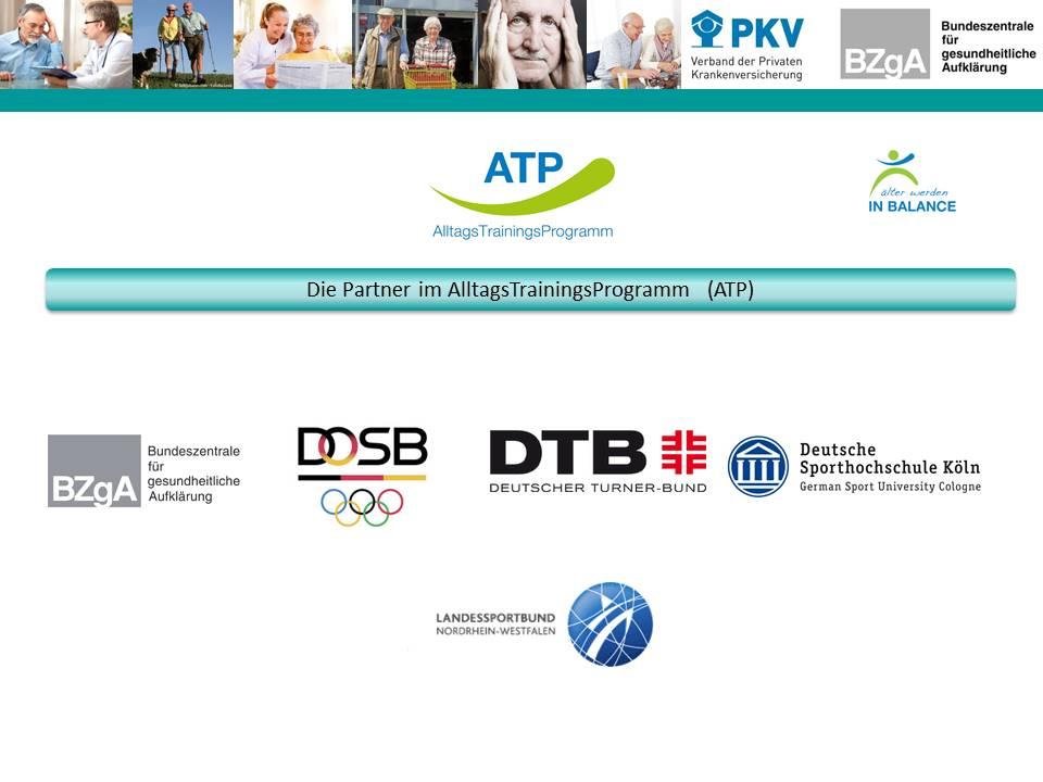 ATP-Partner