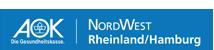 AOK Rheinland/Hamburg und AOK NordWest