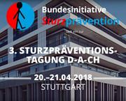 Sturzpräventionstagung D-A-C-H in Stuttgart