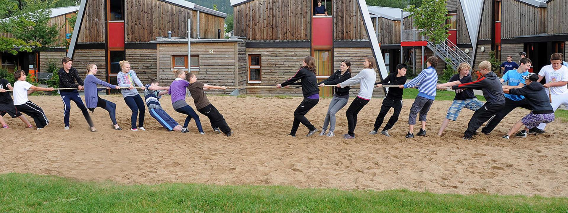 sportjugend nrw - Kinderturnen Gerateaufbau Beispiele